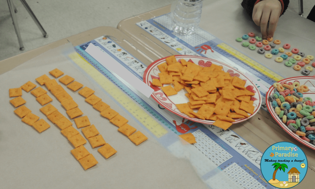 100th Day Snack- Hard At Work2