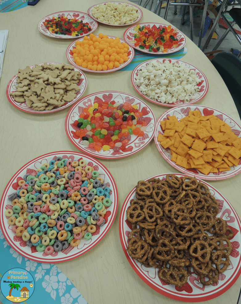 100th Day of School Snack Ideas 100th Day Snack Mix no Nuts or