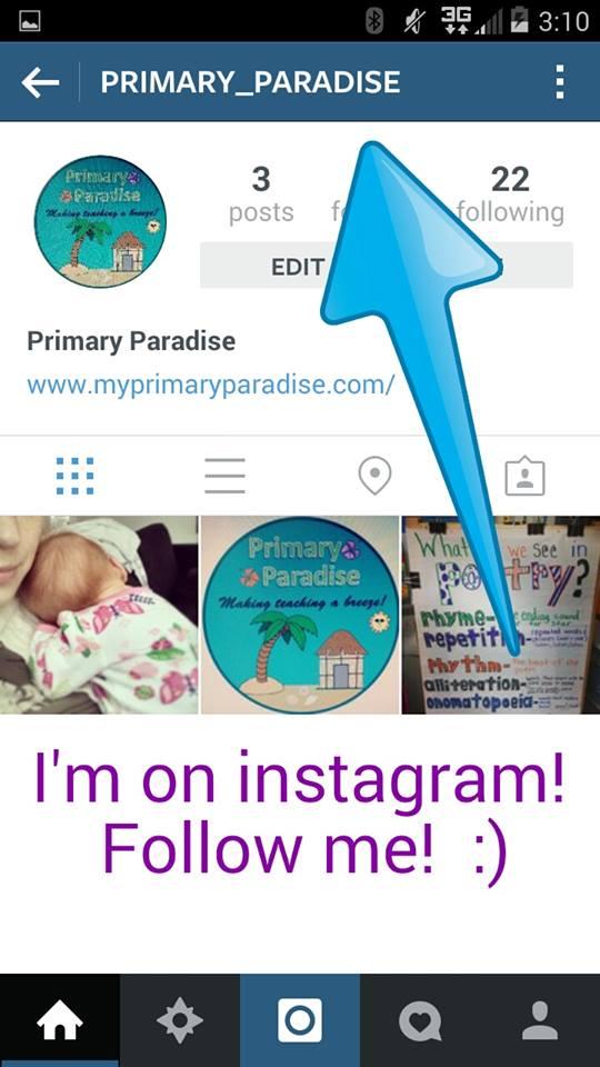 Instagram- follow me
