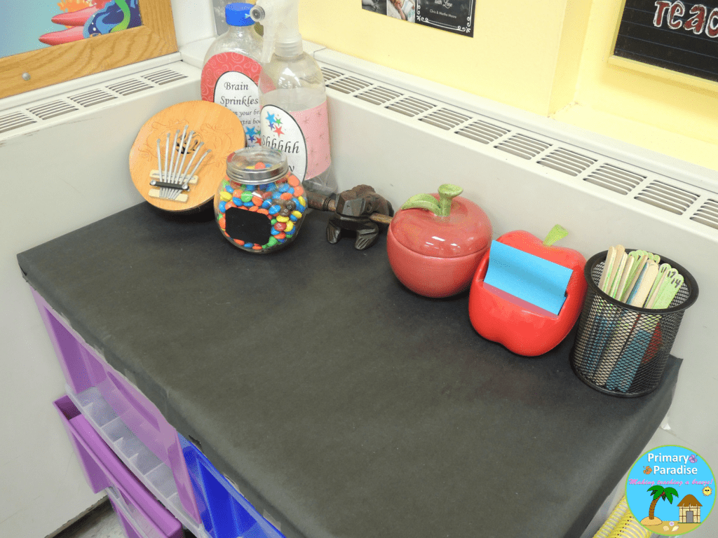 13 Classroom Reveal