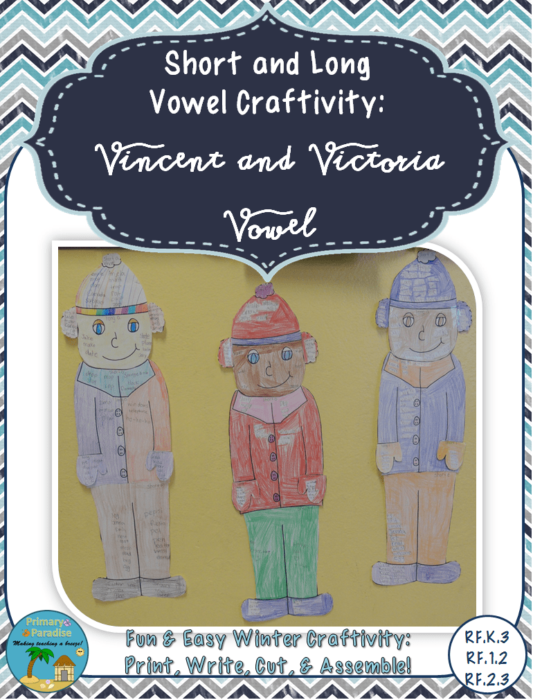 Vincent and Victoria Vowel