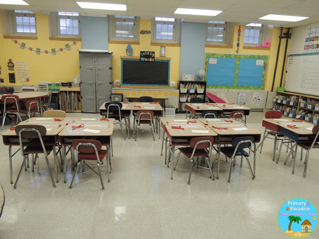 18 Classroom Reveal