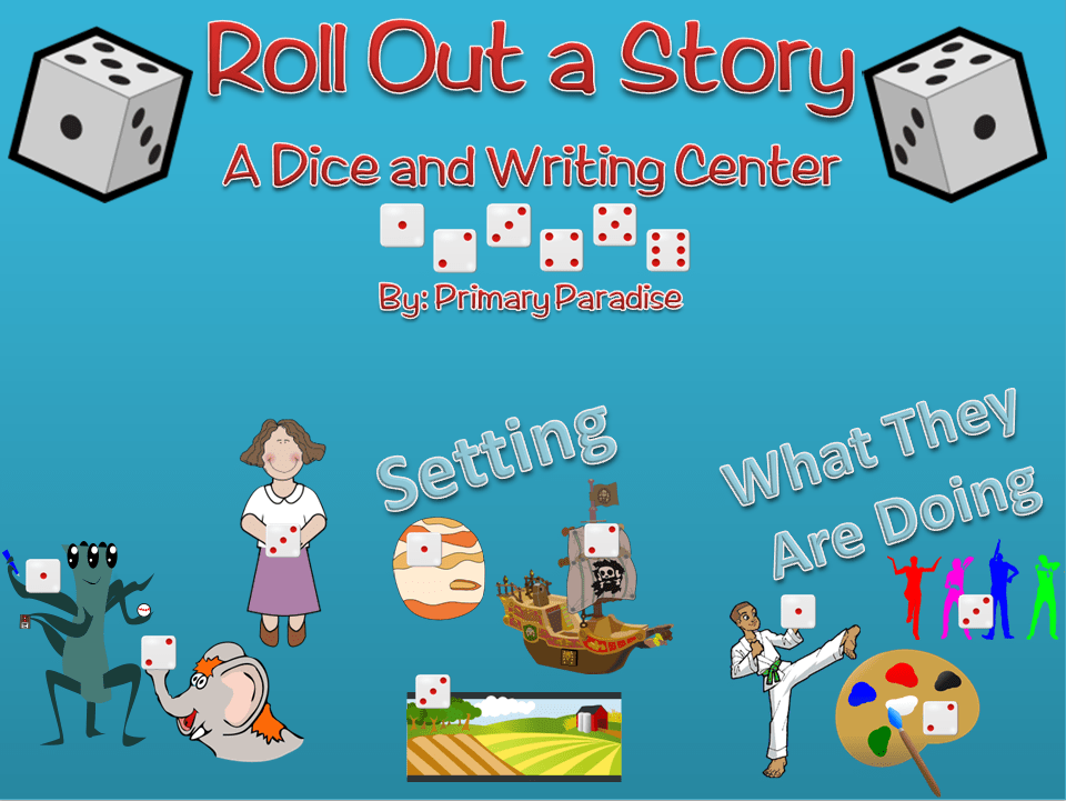 Roll Out a Story Center