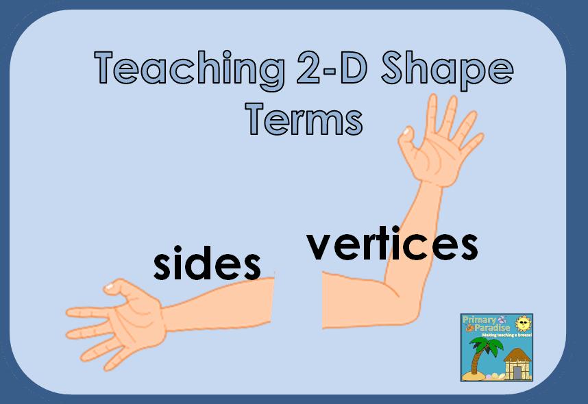 2-D Shape Terms
