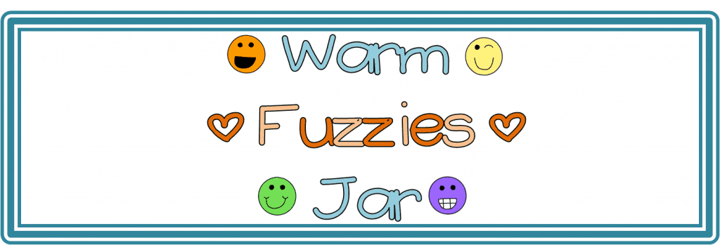 Warm Fuzzie Jar Label