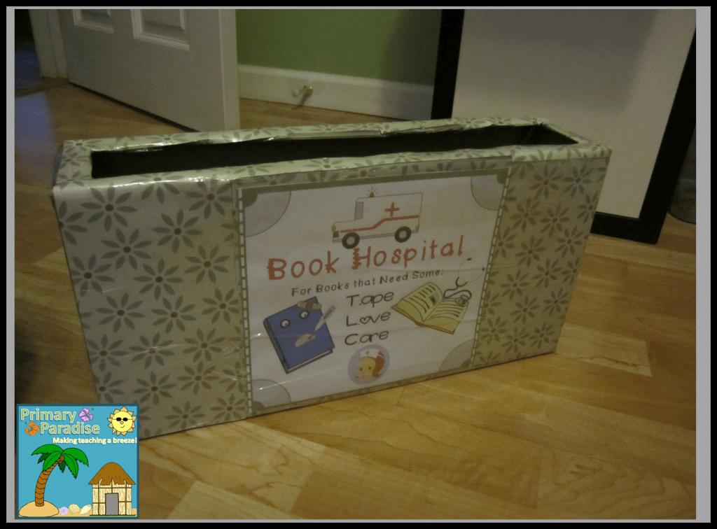Book Hospital 6