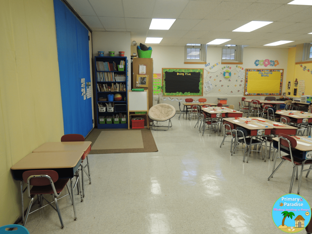 3 Classroom Reveal