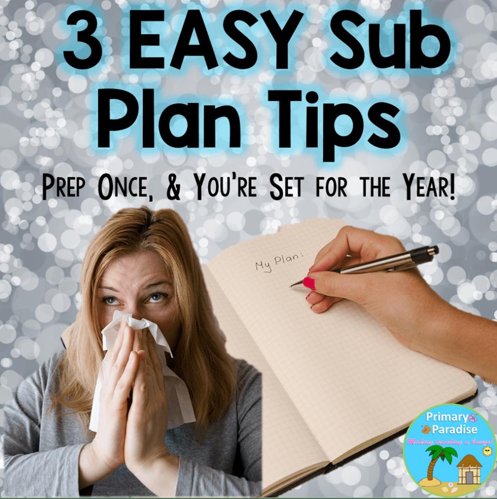3 easy sub tips