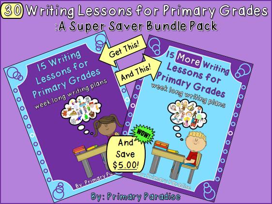 30 Writing lessons Thumbnail 1