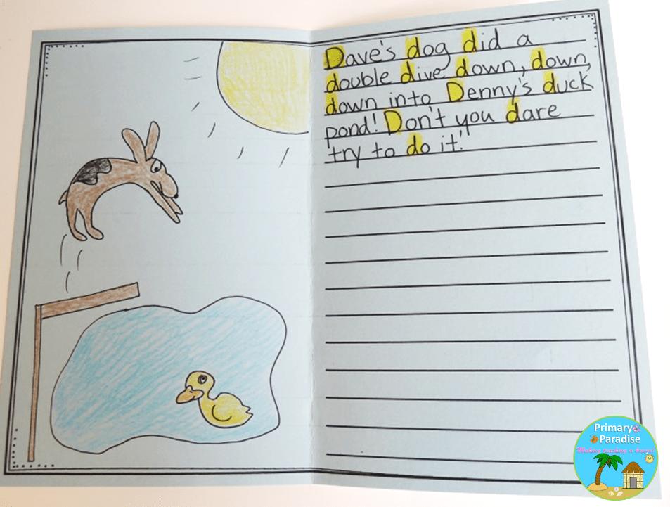 Alphabet Book example 3