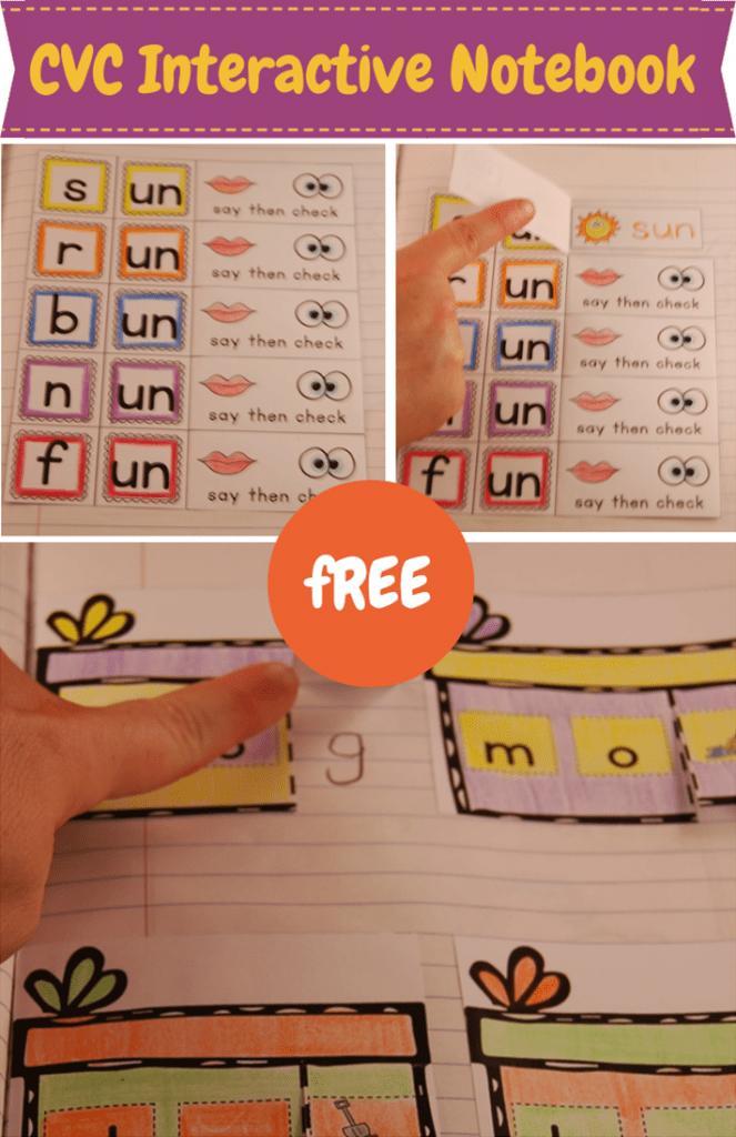 CVC-interactive-notebook-freebie