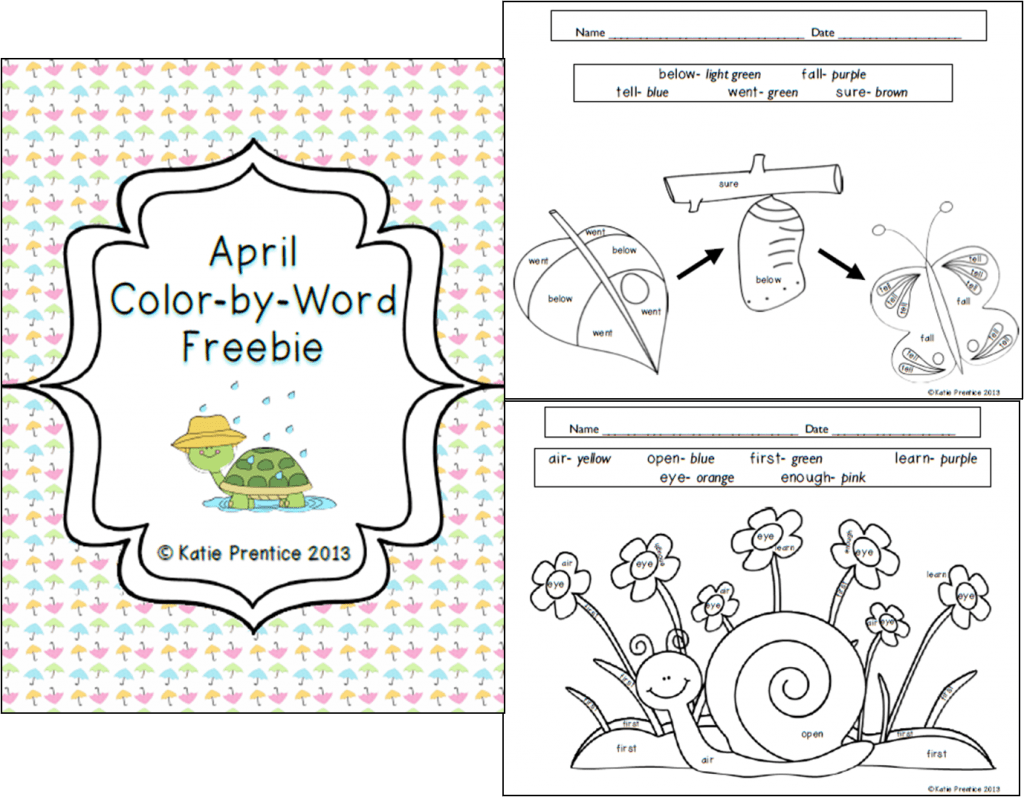 Important  are Pages Coloring Skills Words Sight  Help Kids Develop Many sight words  important