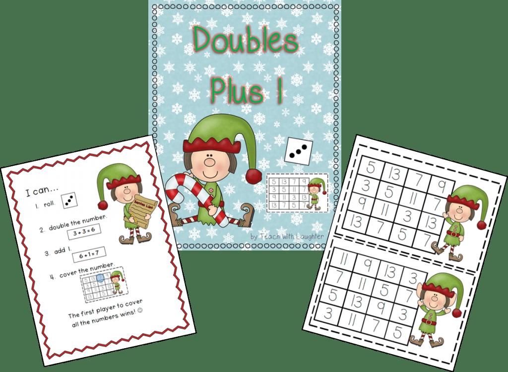 Doubles plus 1