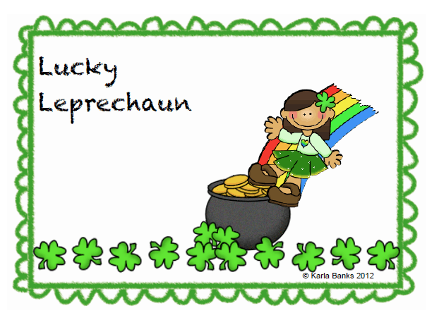 Lucky Leprechaun Cover
