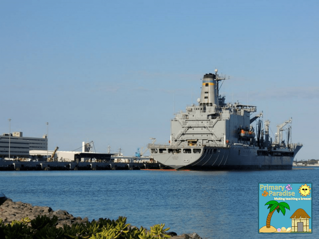 Pearl Harbor Ship