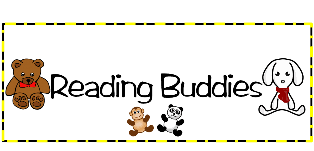 Reading Buddies Sign