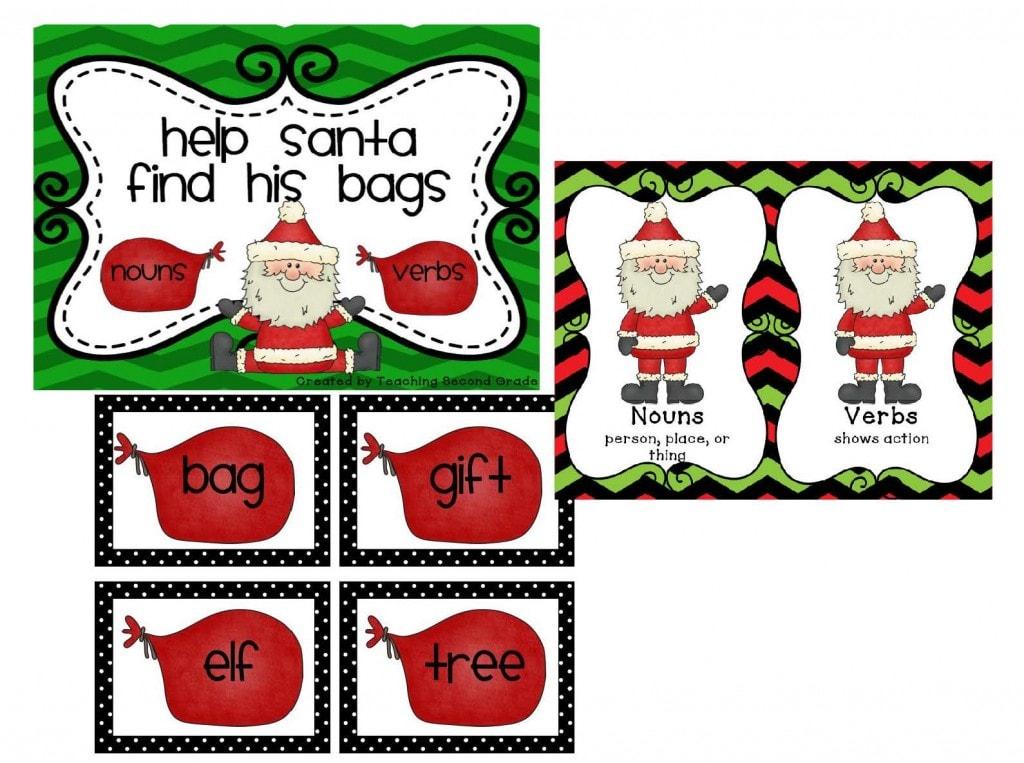 Santa-Bags-Game
