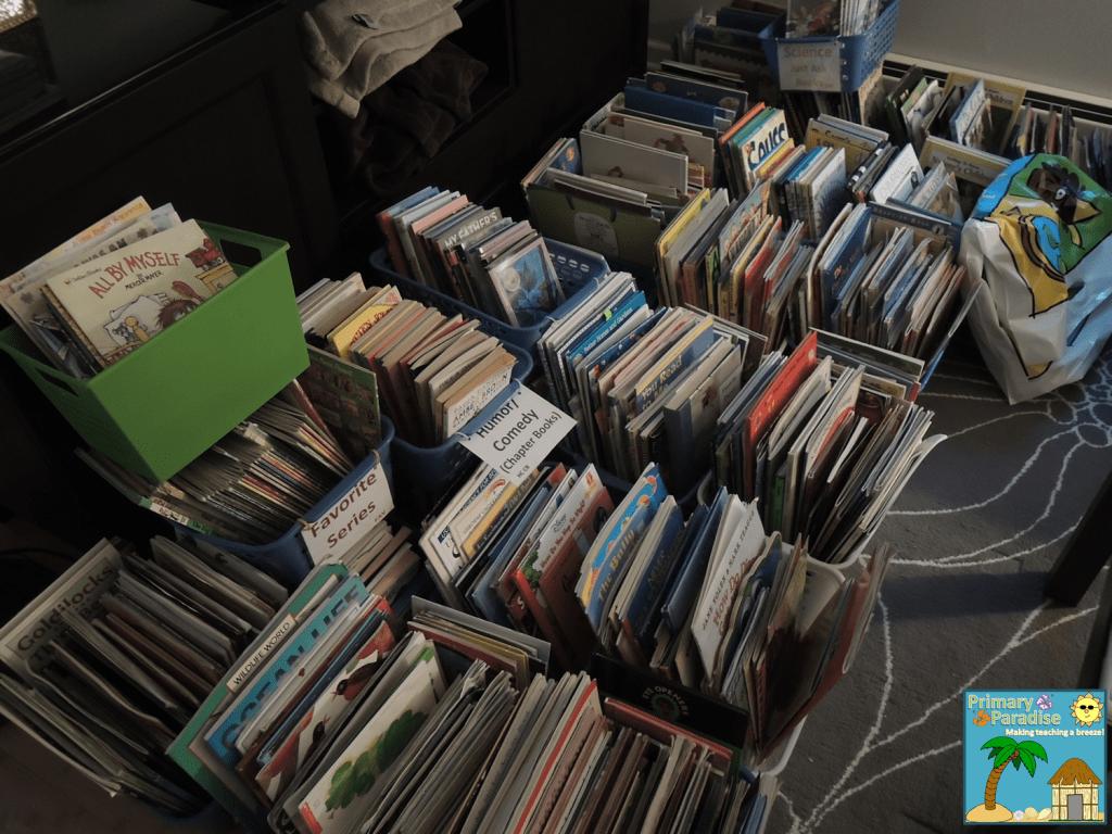 So Many Classroom Books