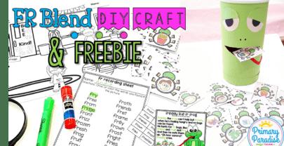 Fr Blend Freebie: Freddy the Frog Game