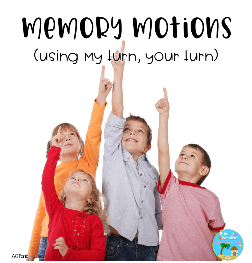 memory motions