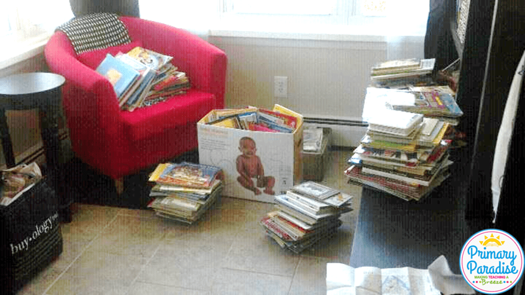 The ultimate guide to organizing your classroom library- lots of tips and tricks!
